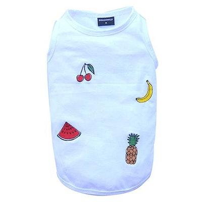 DoggyDolly SMALL DOG - Summer Frutti Doggy T Shirt