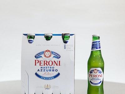 Peroni 6 pack