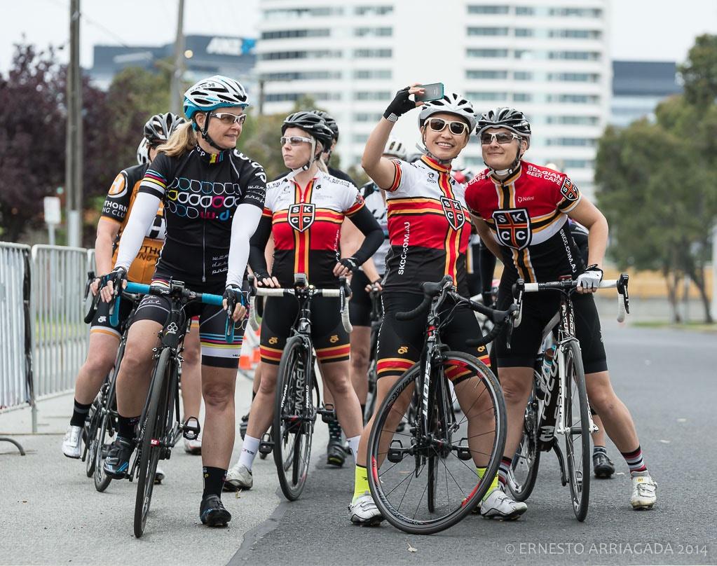 St Kilda Cycling (Coffee) Club