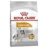 Royal Canin Dry Dog Food Mini Breed Coat Care 3kg