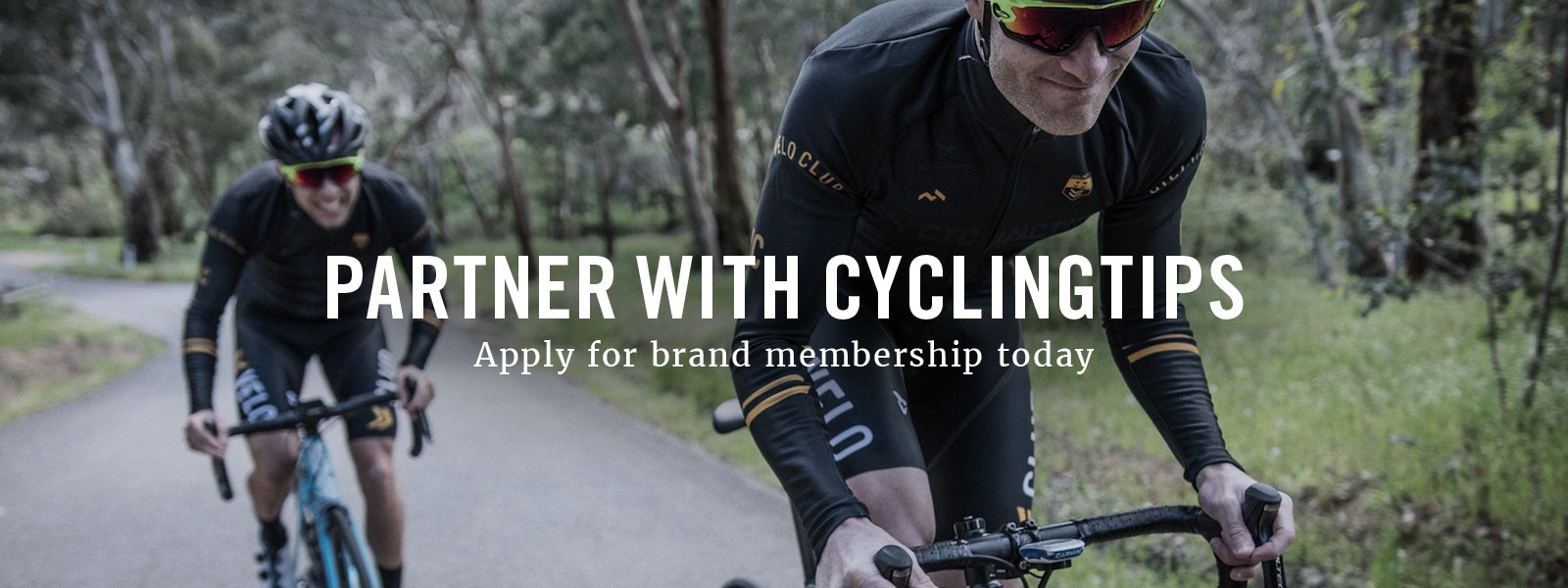 Apply For Brand Membership Today | CyclingTips Emporium Subscription