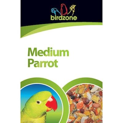 Bird Zone Medium Parrot Blend