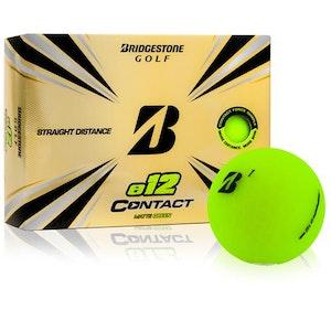 Bridgestone e12 Contact Green