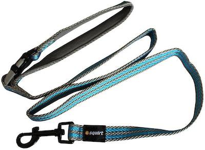 Squirt Stria Dogs Strap 1.2m Lead - 2 Colours