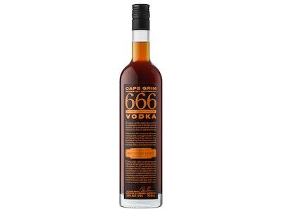 Cape Grim 666 Wattleseed Coffee Vodka 700mL