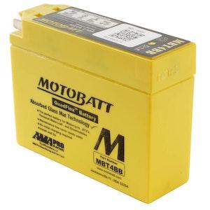MBT4B-B MotoBatt Quadflex 12V Battery