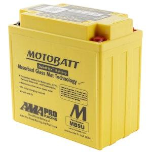 MB9U MotoBatt Quadflex 12V Battery