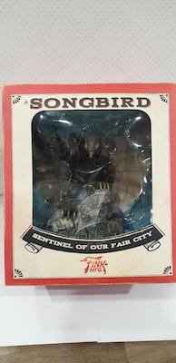 Bioshock infinite Songbird statue