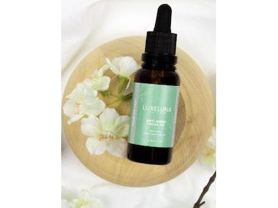 Luxeluna Face and Body Facial Oil Serum