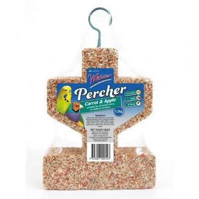 Whistler Percher Carrot & Apple Bird Treat 1.2kg