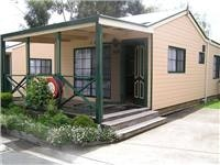 Ballarat Goldfields  Holiday Park cabin 2 bedroom, GoSeeAustralia pic.