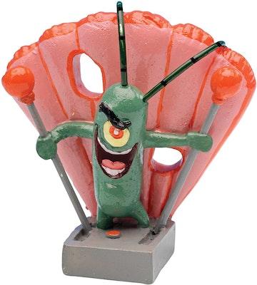 Penn-Plax Spongebob Squarepants Plankton Resin Replica Mini SBR4