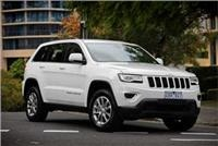 Jeep shifts new Grand Cherokee into 8-gear auto