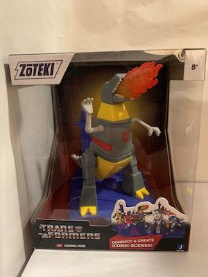 Grimlock Transformers Zoteki – Series 1 Diorama Figure New in Box