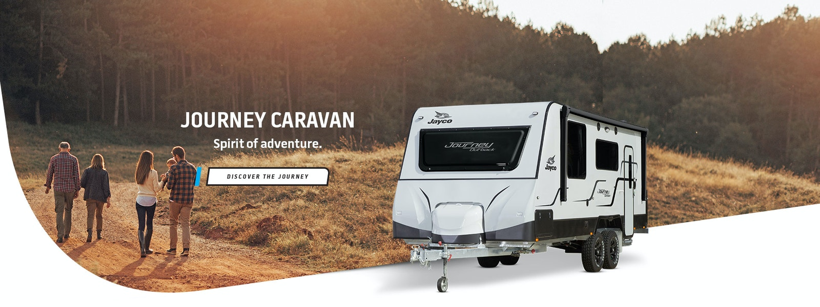 Jayco Journey Caravan