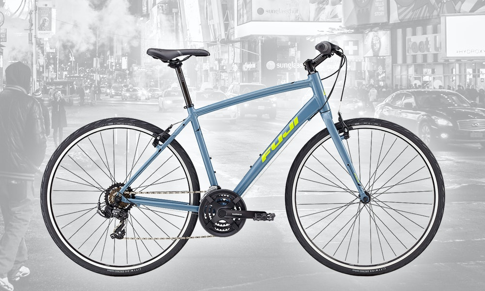 best flat bar road bikes 800 Fuji