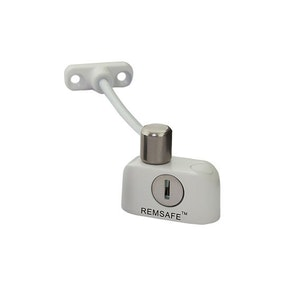 Remsafe Child Safe Window Cable Restrictor in White