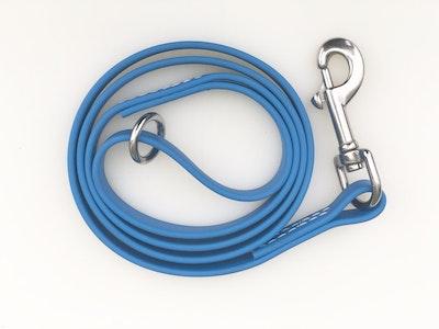 K9 PRO Syntek Leash Blue