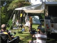 GoSee Glen Cromie campsite rates high among our list of peaceful places