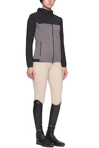 Cavalleria Toscana Hooded Jersey Warm Up Jacket