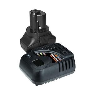 Cordless Mini Polisher 16v Charger + 2x Batteries SP81355