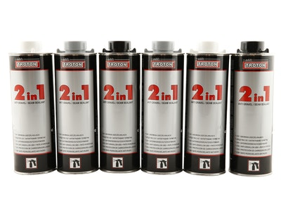 2 in 1 Stone Guards 1Lt - 3 Colours Available
