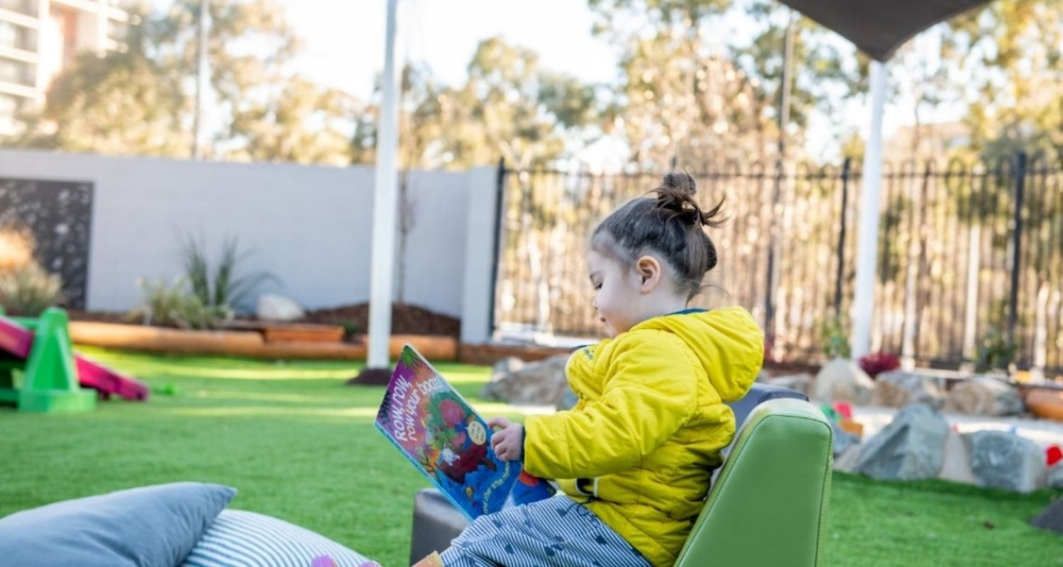 Improving your little one's language and literacy skills