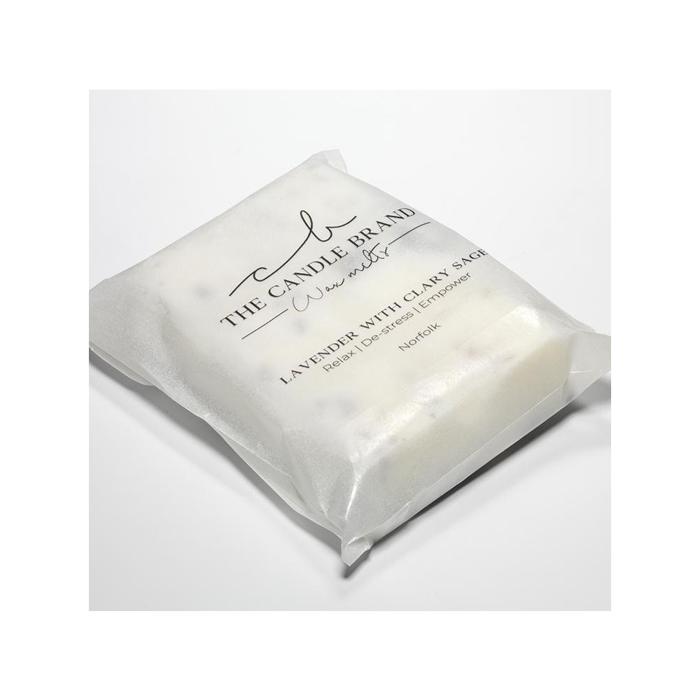 The Candle Brand Botanical Wax Melts 100 Hour
