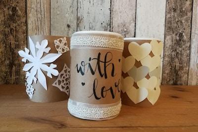 DIY: Verpackung für Geldgeschenke zur Hochzeit