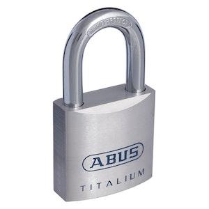 ABUS Titalium Padlock 80TI/50 KD