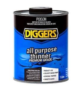 All Purpose Thinner Premium Grade 4L