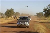 Savannah Way Top Road motorbike adventure calls for more information on Outback travel safety
