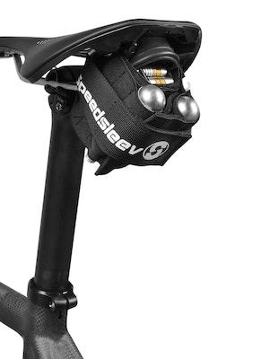 Speedsleev Elastic Pro Seatsleev - Black