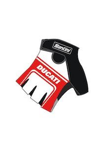 Santini Team Gloves Summer Ducati