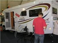 Jaycos competive Conquest motorhome