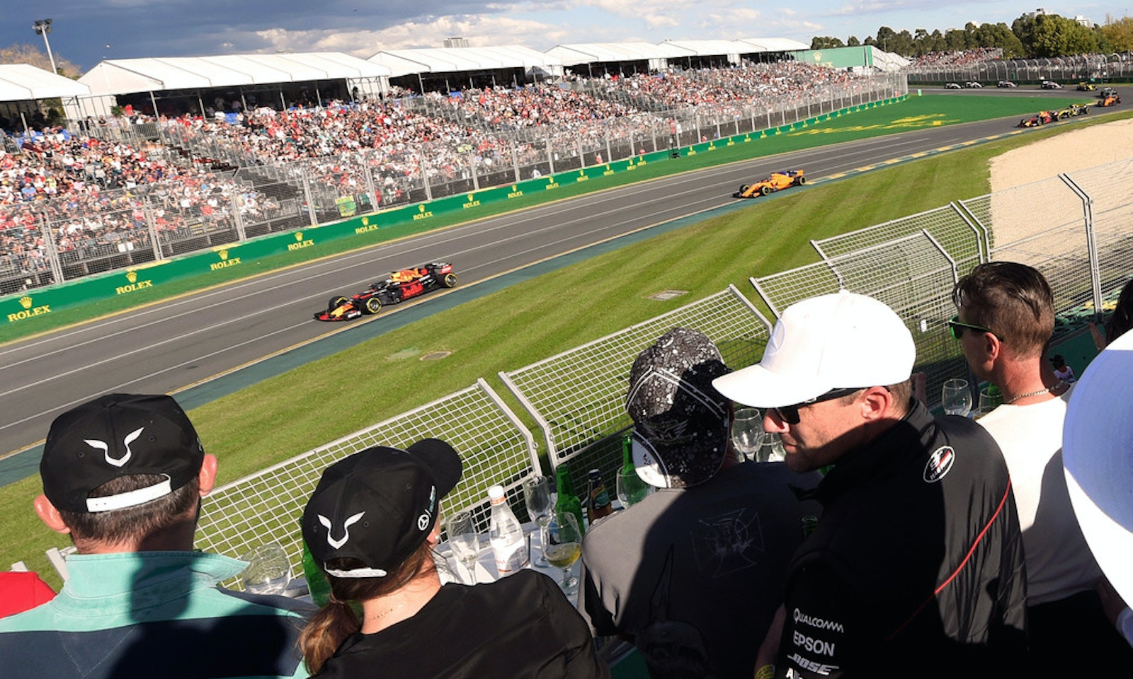 Your Guide To Choosing The Ultimate Formula 1 2019 Rolex Australian Grand Prix Corporate Experience