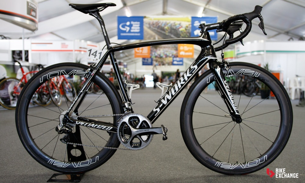 bikes of the 2017 worldtour quickstep specialized tarmac