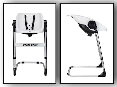 charlichair 2-in-1 baby bath and shower chair for new borns up to 17kg toddlers.