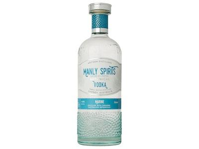Manly Spirits Marine Botanical Vodka 700mL