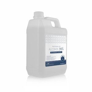 Regal by Anh Hoang Isopropyl Alcohol 5L 70% - Isopropanol IPA Cleaner/Rubbing Alcohol 5 Litre