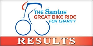 Santos Great Bike Ride 2013 Results