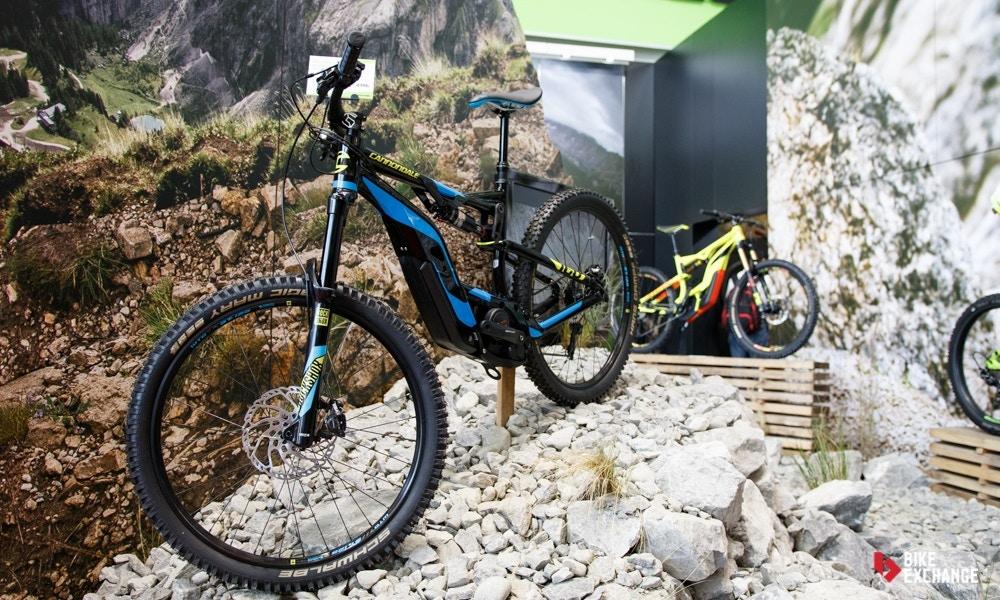 Cannondale fietsen 2017: Moterra, CAAD, Optimo en veel meer nieuws