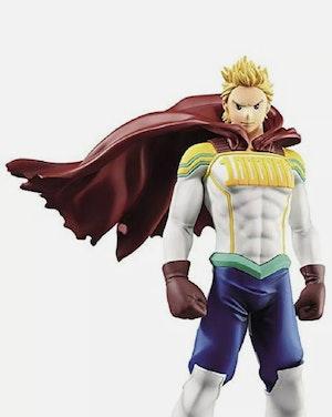 My hero Academia Le Million Banpresto Figure