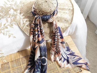 Robyn Lowit Designs Cashmere Silk Scarf
