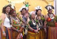 PNG Kikito Dance Group