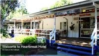 Quirky Heartbreak Hotel NT.