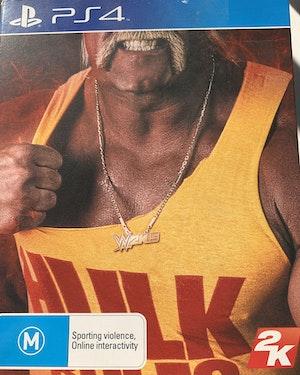 WWE 2K15 PS4 Hulkmania Edition RARE *Brand New & Never Opened*