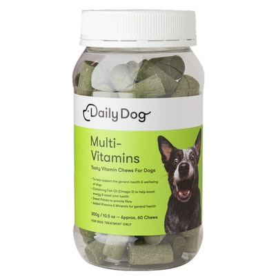 Daily Dog  Multi Vitamins