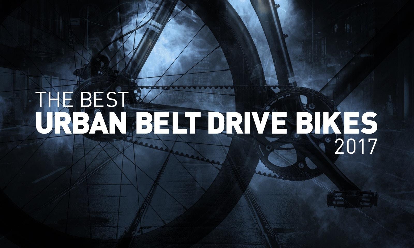Best Urban Belt Drive Bikes 2017
