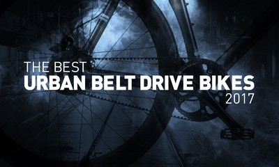 Best Urban Belt Drive Bikes 2017
